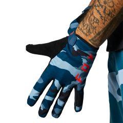 Fox Ranger Gloves 2021 - Refuel Blue Camo