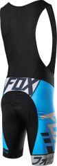 Fox Ascent Pro Bib Shorts [Colour: Blue] [Size: L]