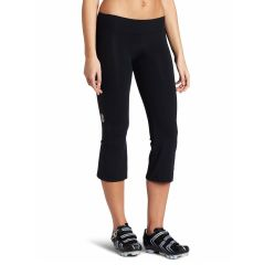 Sugoi Lucky Womens 3/4 Knickers - Black