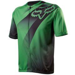 Fox Livewire Descent Jersey - Green