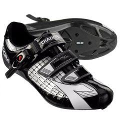 Diadora Trivex Plus Road Shoes - Black/Silver