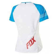 Fox Ripley Womens Jersey - Blue