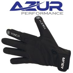 Azur L20 Full Finger Gloves -Black  L