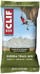 Food Clif Bar Sierra Trail Mix