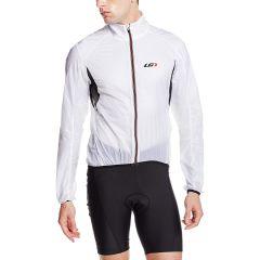 Louis Garneau X-Lite Jacket [White/Black] [Size: S]