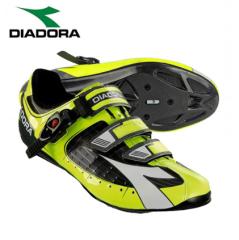 Diadora trivex Plus Road Shoes Yellow