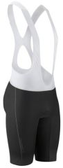 Louis Garneau Course Race 2 Bib -Black/White  M