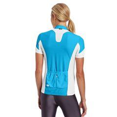 Sugoi RPM Womens Short Sleeve Jersey - Cyan