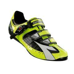 Diadora Trivex Plus Road Shoe Yellow 1