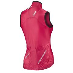 Liv Cefira Wind Womens Vest - Pink