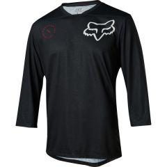 Fox Indicator 3/4 Asym Long Sleeve Jersey 2018