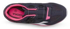 Diadora Gym Womens Shoes -Black/Pink  41