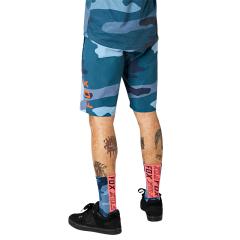 Fox Ranger Shorts 2021 - Refuel Blue Camo