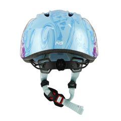 Limar 149 Kids Helmet - Blue Butterfly