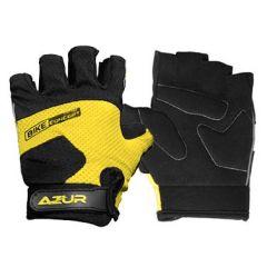 Azur K6 Kids Gloves - Yellow