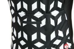 Cinettica Prism Mens Jersey - Black