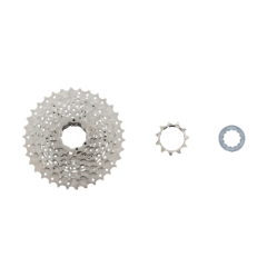 Shimano Claris HG50 8 Speed Cassette-02