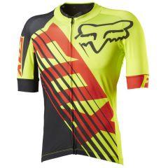 Fox LE Savant Jersey [Colour: Yellow] [Size: XL]