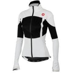 Castelli Confronto Womens Jacket [White] [Size: S]