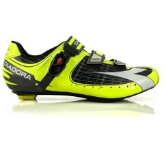 Diadora Trivex Plus Road Shoe Yellow 2
