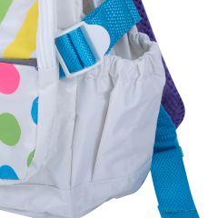 Kiddimoto Kids Backpack [Pastel Dotty] - Mini