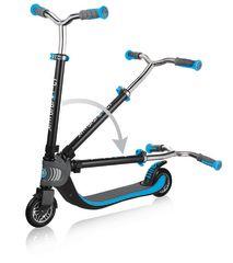 Globber 2 wheel blue scooter