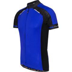 Kids Cycling Jersey in blue