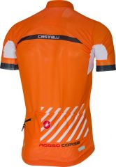 Castelli Free Ar 4.1 Shortsleeve Jersey -Orange  M