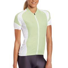 Sugoi RPM Womens Short Sleeve Jersey - Green