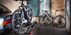 BuzzRack E-Scorpion 2 Compact Towball Tilt E-Bike Carrier