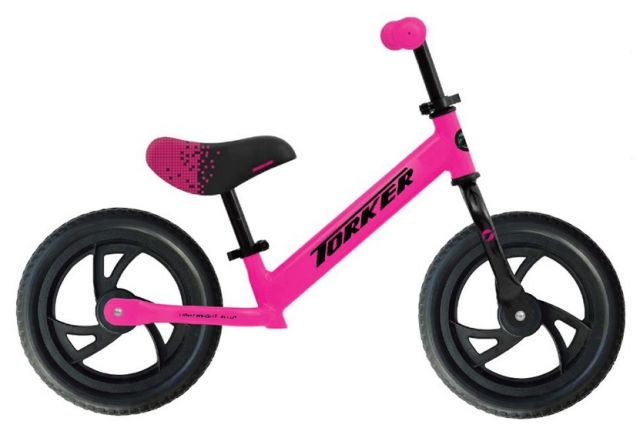 Torker Balance Bike Pink