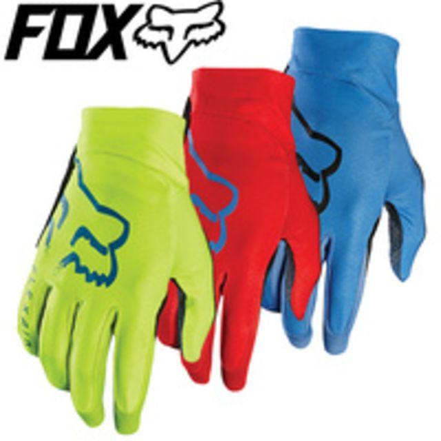 Fox Flexair Long Gloves 2017