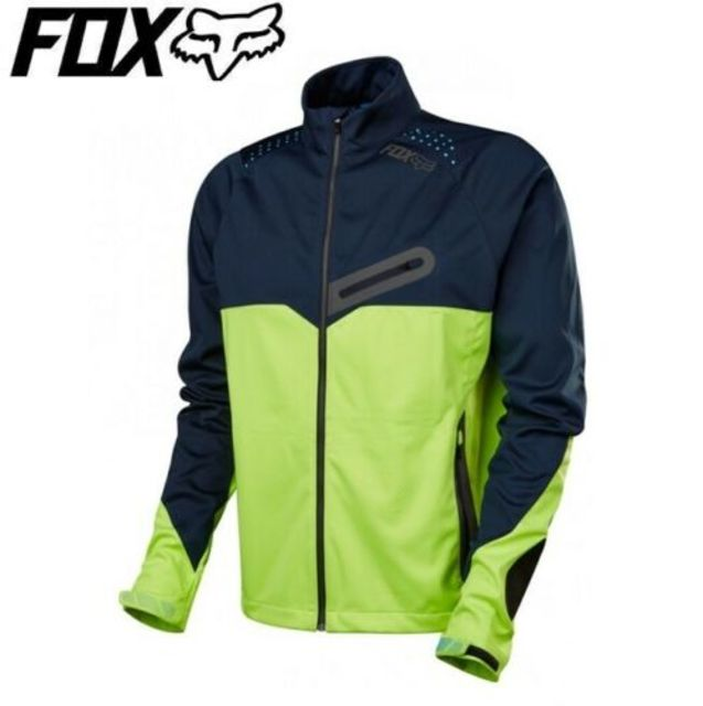Fox Bionic Softshell Water Resistant Jacket 2016