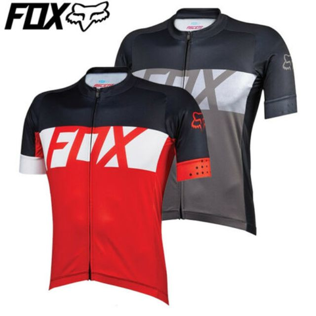 Fox Ascent Shortsleeve Jersey 2016