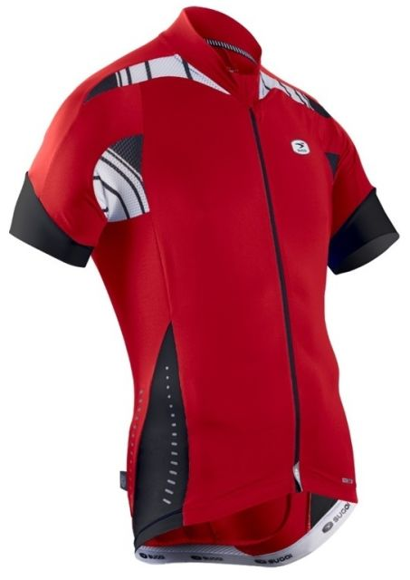 Sugoi RS 403 Shortsleeve Jersey - Red