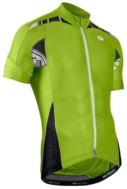 Sugoi RS 403 Shortsleeve Jersey - Green