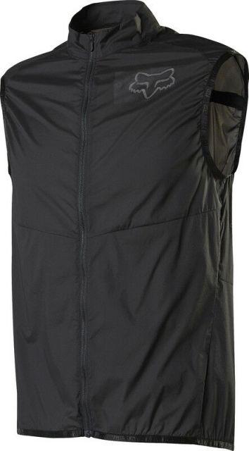 Fox Dawn Patrol Vest 2016 Black