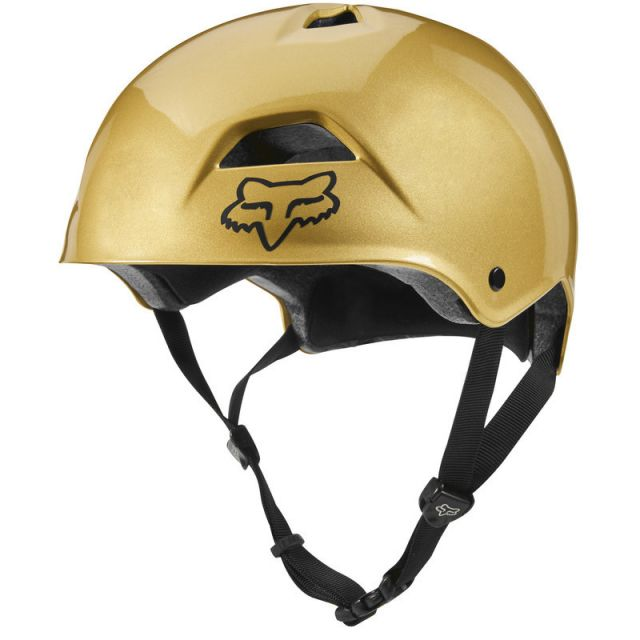 Fox Flight Sport Helmet 2019 - Gold