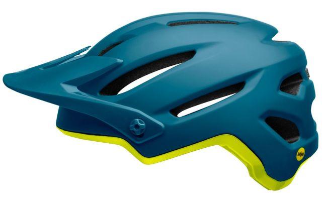 Bell 4Forty MIPS Helmet - Blue/High-Viz