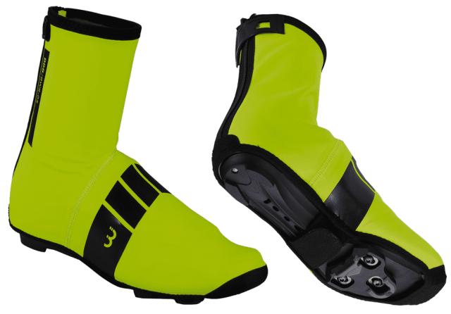 BBB Waterflex Shoe Covers - Neon