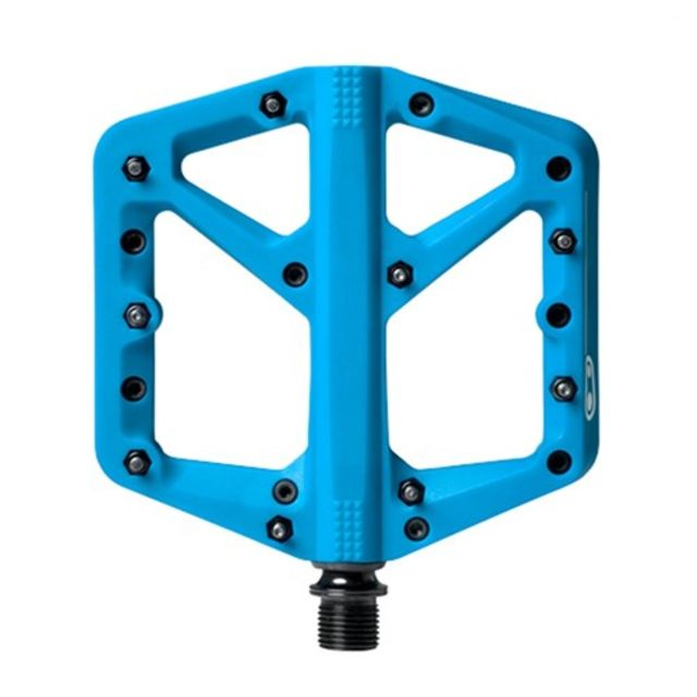 Crankbrothers Stamp 1 Flat Pedal - Blue