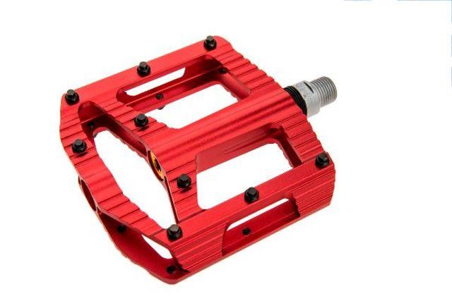 Ryfe Terminator Flat Pedal - Red