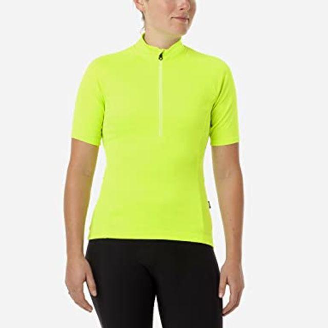 Giro Chrono Sport Womens Jersey - Yellow