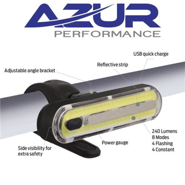 Azur Alien 2 Front Light (250 Lumen)