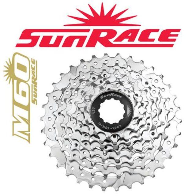8-Speed Sunrace M668 11-32T Cassette