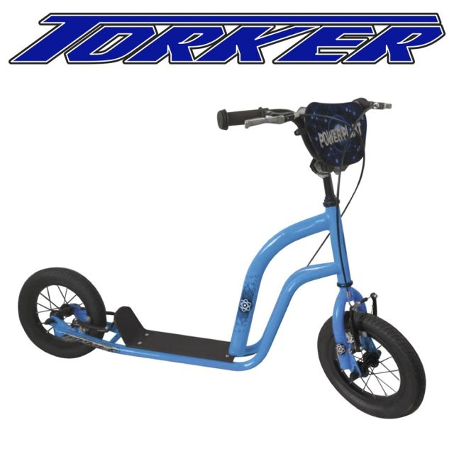 Kids big scooter for off road