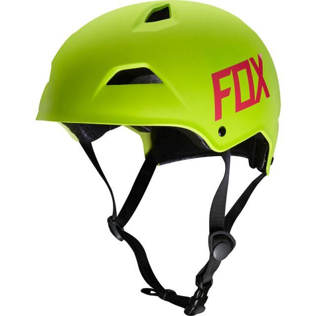 Fox Flight Hardshell Flo Yellow 1