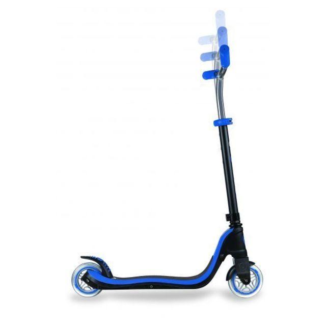 Globber Flow 125 Scooter Blue
