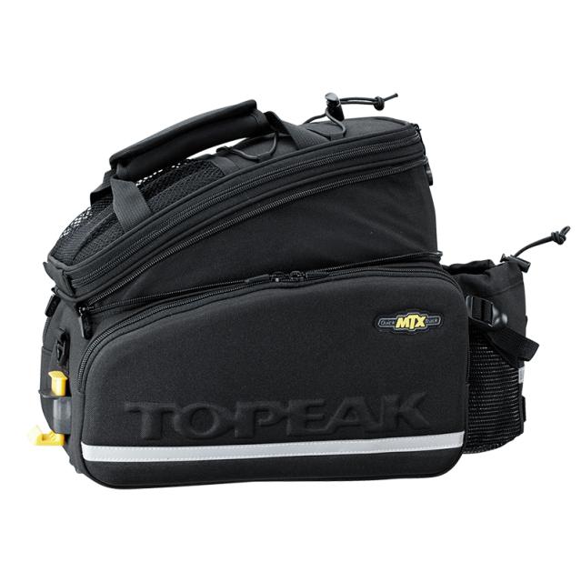 Topeak MTX TrunkBag DX Rack Top Bag - Black