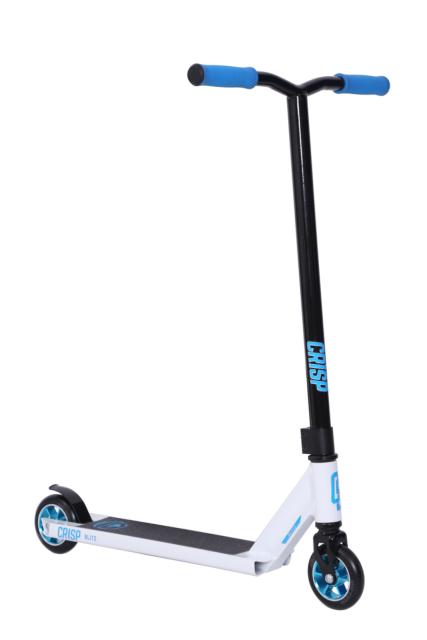 Crisp Blitz Scooter White/Blue-20
